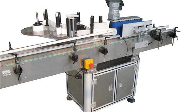 자동 스티커 라운드 병 라벨 기계 제조 업체