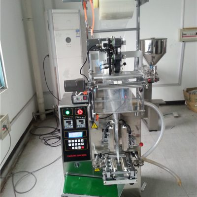 핫 향 주머니 샴푸 충전물 기계