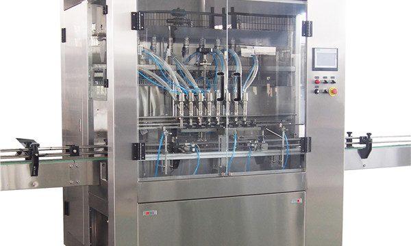 설거지 액체 충전물 기계