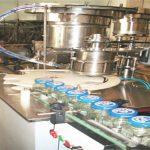 50-500ml 꿀 채우는 선, 꿀 병에 넣는 기계, 꿀 단지 포장 기계