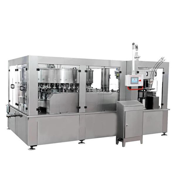 에너지 음료 청량 음료를위한 알루미늄 깡통 충전물 기계