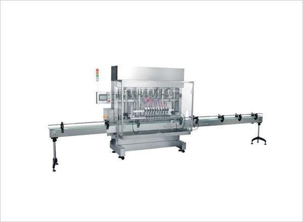 직업적인 제조자 자동적 인 액체 비누 충전물 기계