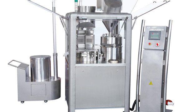 분말을 채우는 자동적 인 캡슐 충전물 캡슐 충전물 기계