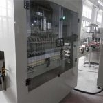 스테인레스 스틸 완전 자동 표백제 충전 기계
