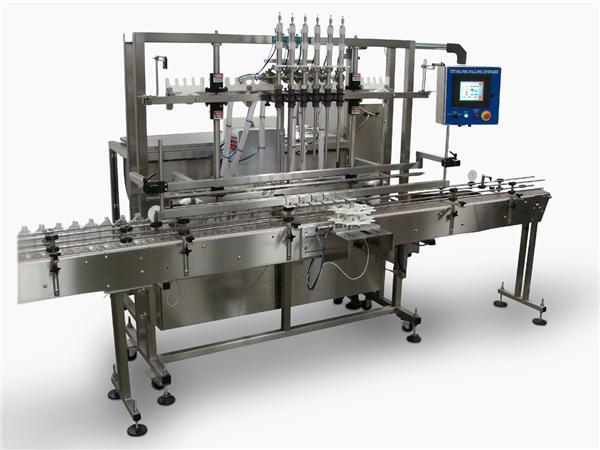 자동 액체 비누 병 충전물 기계