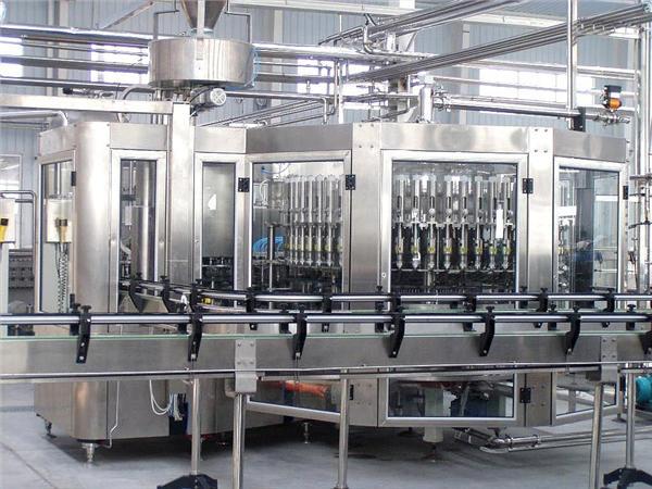 자동적 인 250ml 샴푸 유리 병 충전물 기계 캐퍼 장비