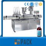중국 경쟁력있는 가격 진공 액체 충전 기계