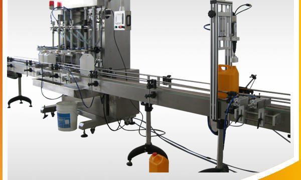 자동적 인 보석 세탁 기술자 액체 충전물 기계