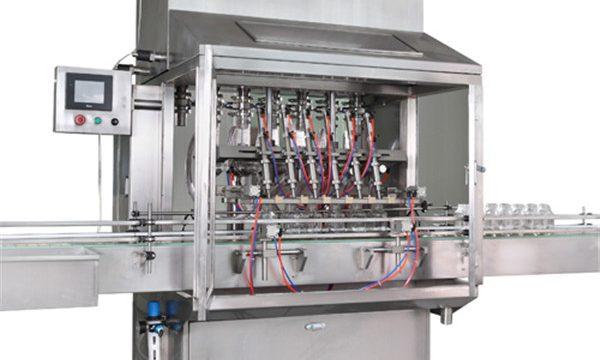 Sina Ekato는 완전한 차 엔진 기름 채우는 생산 라인, 기름 충전물 기계를 소유합니다