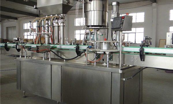 경쟁력있는 제조 업체 하이테크 코코넛 오일 충전 기계