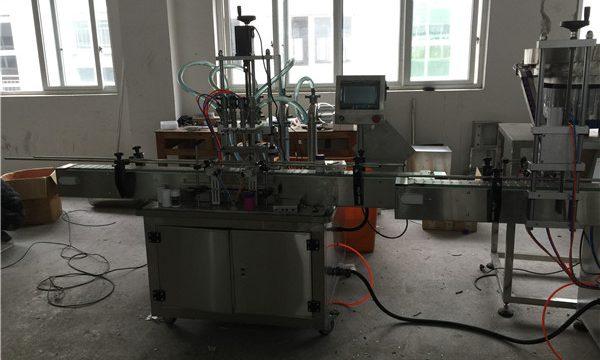 자동적 인 피스톤 액체 충전물 기계 50ml에 1L