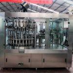 기름 / 정화 한 물을위한 자동적 인 스테인리스 액체 충전물 기계