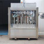 순수한 압축 공기를 넣은 자동 장전 식 토마토 소스 충전물 기계