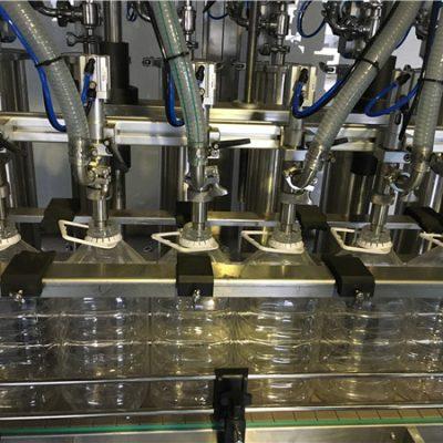 경쟁력있는 공장 가격 5L 자동 식물성 기름 충전 기계