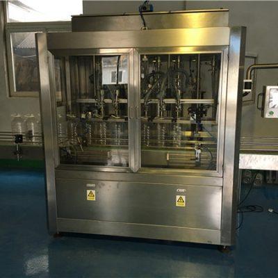 중국 선형 식용 기름 충전물 기계