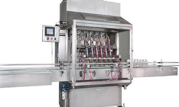 전문 제조업체 자동 블루 베리 잼 충전 기계