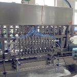 8 헤드 잼 충전물 기계