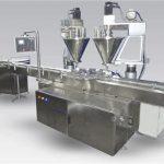 6 헤드 완전 자동 커피 충전 기계 분말