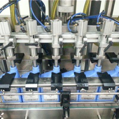 6 헤드 자동 엔진 오일 충전 기계