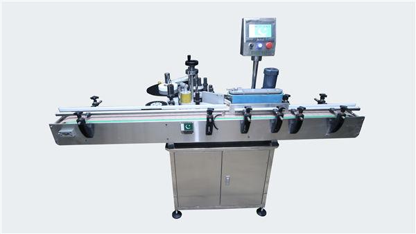 자동 둥근 병 / 사각 병 레테르를 붙이는 기계
