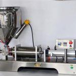 캔용 수동 소스 충전 기계