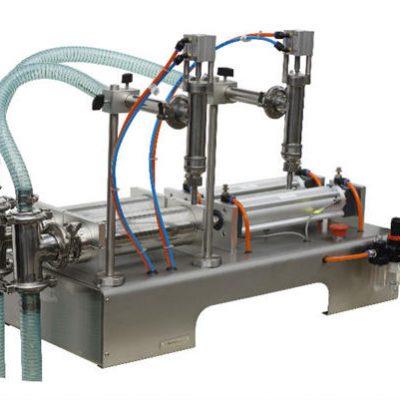 반자동 향 주머니 액체 비누 충전 기계