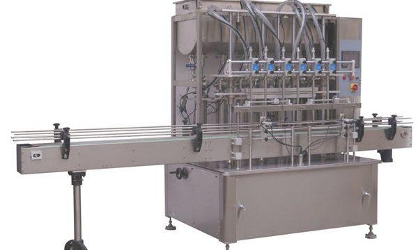 완전 자동 도매 샴푸 액체 피스톤 충전 기계