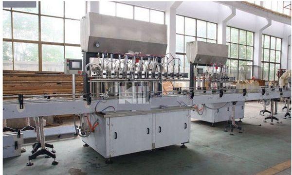 회사 생산 기계 고품질 샴푸 충전물 기계
