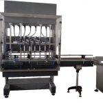 병 부식성 액체 충전물 기계