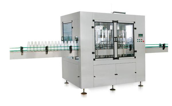 8 헤드 자동 선형 피스톤 액체 비누 충전 기계