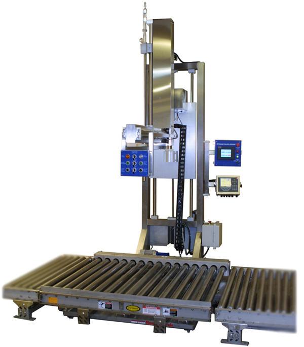 IBC 드럼 충진 기계