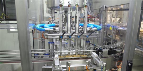 고 능률 자동적 인 토마토 페이스트 충전물 기계