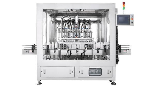 5000-8D 자동 피스톤 충전 기계