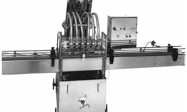 PLC는 피스톤 식물성 기름 충전물 기계를 통제했습니다