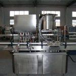 자동 직선 피스톤 충전물 기계