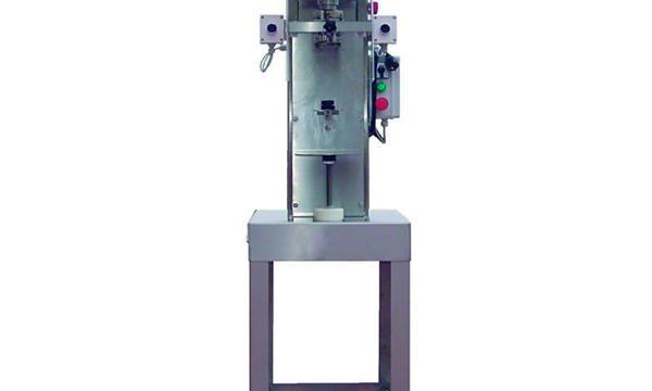 반자동 스핀들 병 상한 기계