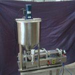 2 헤드 반자동 액체 충전 기계